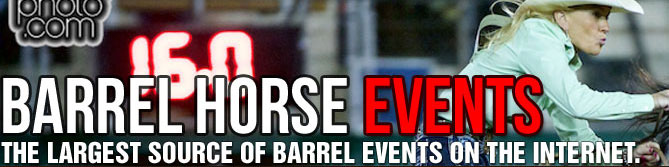 Barrel Horse World Events